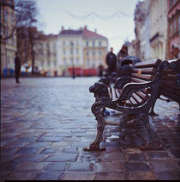 Fotoğraf: Lemberg Şehir Merkezi, Ukrayna / Denis Allbertovich
