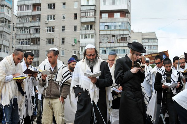 UKRAINE-THEME- RELIGION-JUDAISM-KHASIDS