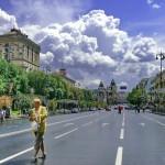 Kreşatik, Kiev'in İstiklal Caddesi