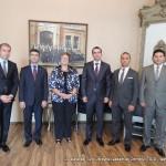 Türkiye'nin Yeni Odesa Başkonsolosu Nur Sağman TUİD'e Tanışma Ziyareti Gerçekleştirdi
