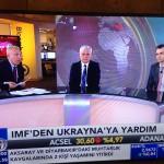 Bloomberg HT'de Ukrayna'daki Kriz ve Ülkedeki Türk İş Dünyası Konuşuldu, Video