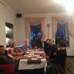 Ukrayna Beşiktaşlılar Derneği, Sergey Rebrov Onuruna Kutlama Yemeği Verdi