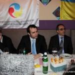Ukrayna Doğu Dilleri Olimpiyatları Gala Yemeği'nde Öğrenciler ve Ukrayna Türk iş dünyası buluştu