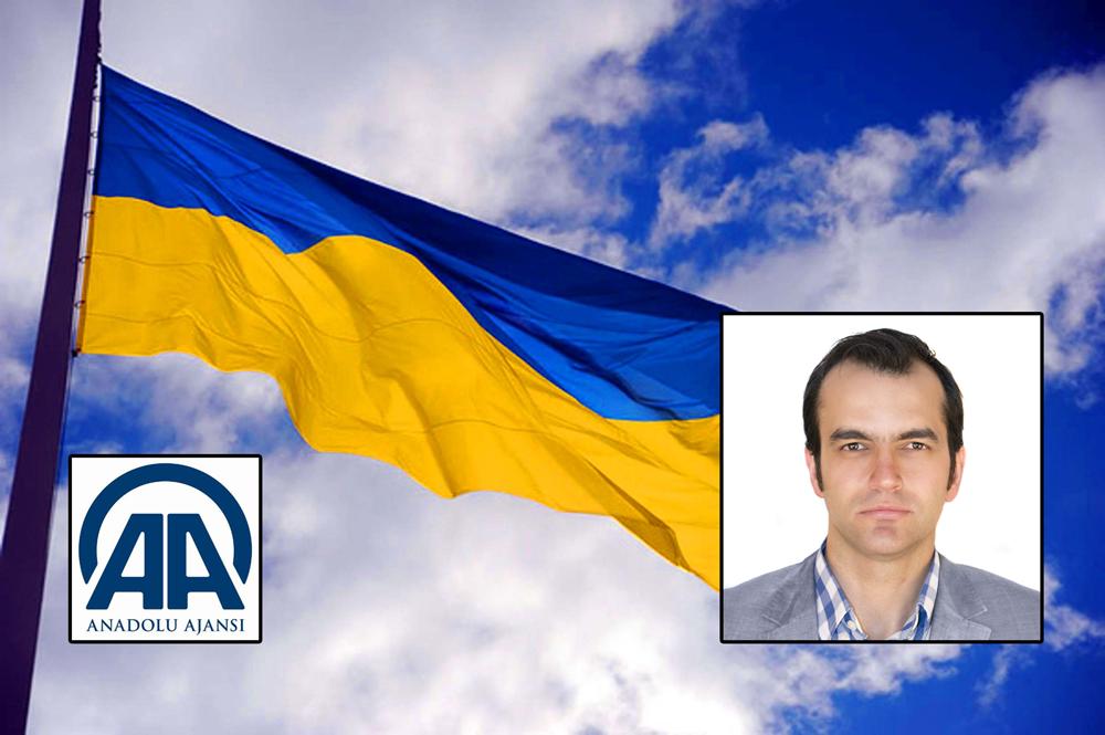 Ukrain-Flag