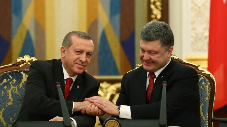erdoğan poroşenko main