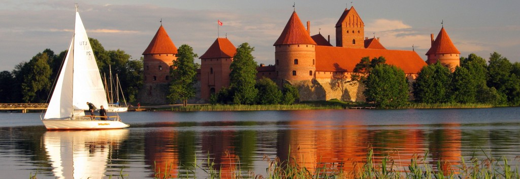 Trakai-castle-Lithuania